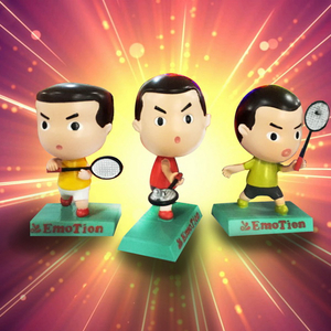 Customized Wholesale Polyresin New Design Bobble Head
