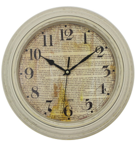 Wholesale Newspaper Printing Design Muslim Wall Clock