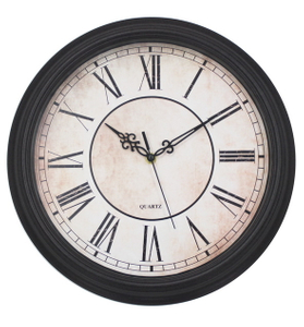 15inch Outdoor Wall Clock Retro