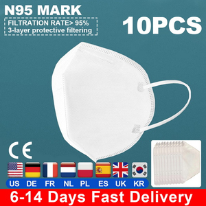 KN95 Mask Manufacturer 3ply Reusable Surgical Medical KN95 Face Mask