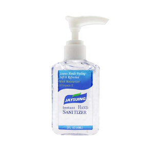 Custom FDA 50ml 100ml 120ml 75% Alcohol Antiseptic Waterless Hand Sanitizer Gel
