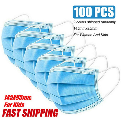 Medical surgical 3 ply face mask disposable 3ply