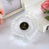 Round Cheap Clear Cylinder Glass Vase