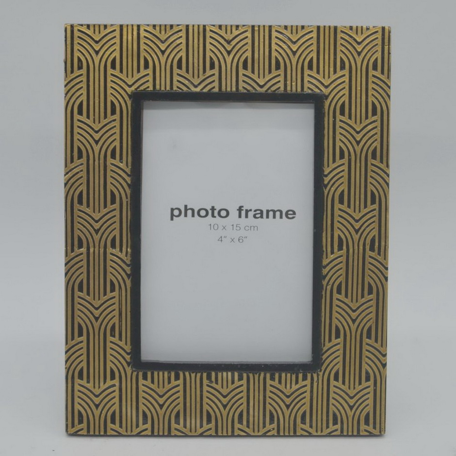 Handmade Rustic Resin Picture Frame Vintage Photo Frame