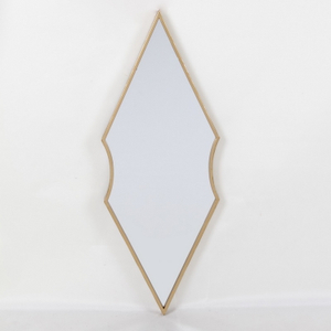 Wholesale Decorative Champagne Gold Metal Frame Circle Nordic Simplicity Dresser Bathroom Wall Mirror