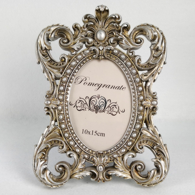Wholesale Wedding Polyresin Picture Frame Photo Frame