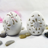 Ceramic Craft Gifts with LED Light Easter Egg