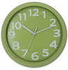 AA Battery Unbreakable Wall Clock with Second Hand