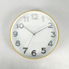Different Color Promotional Plastic Wall Clocks
