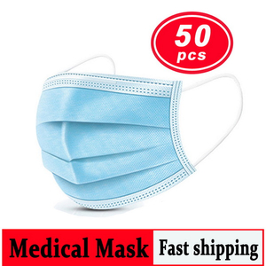 High Quality Non Woven Disposable Surgical Face Mask And Medical Mask
