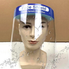 Adjustable FDA Certificated Disposable Protective Isolation Hospital Face Shields