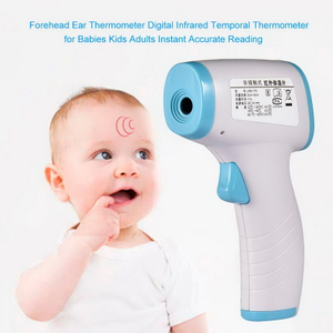 New Forehead Thermometer Non Contact Infrared Digital Forehead Thermometer In Stock