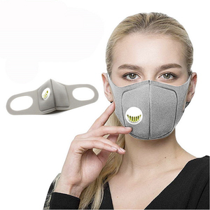 Ffp2 Ffp3 Ffp1 Filtering Protective Disposable Mask with Breathing Valve