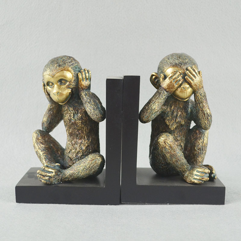 New Arrival Kids Gifts Book Ends Wooden Bookend
