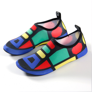China Made Aqua Mens Barefoot Swimming Beach Water Shoes