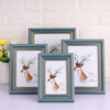 Classical Plastic PS Photo Picture Frame for Home Decoration
