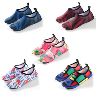 Women Aqua Shoes Barefoot Quick-Dry Swim Shoes Boating Walking Driving Beach Yoga Water Shoes Men