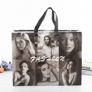 China Manufacturer Promotional Non-woven Shopping Bags Promotion Waist Bag Tote with Logo