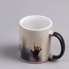 Hot Selling 11oz Custom Sublimation Magic Mug Personalized Color Changing Mug