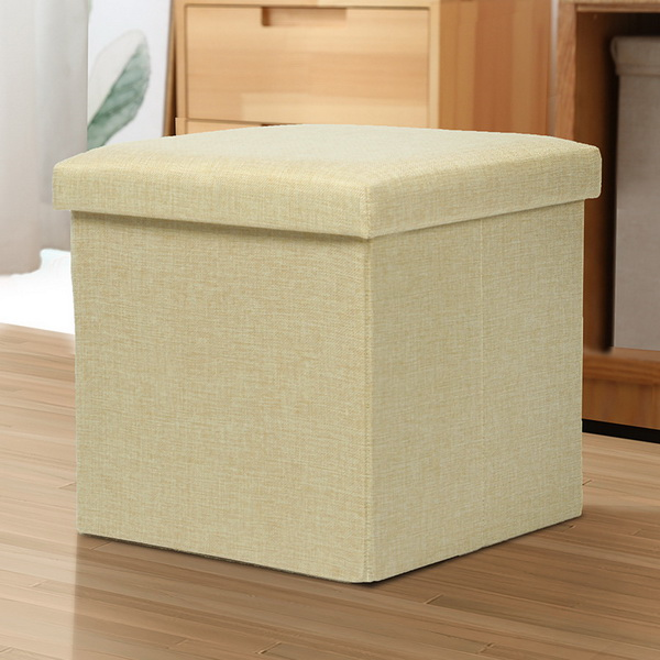 Ecofriendly MDF indoor folding storage stool ottoman FOB Reference Price:Get Latest Price