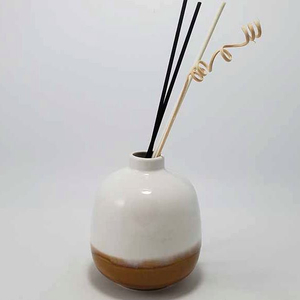 Brand New Ceramic Aroma Flower Reed Diffuser with High Quality