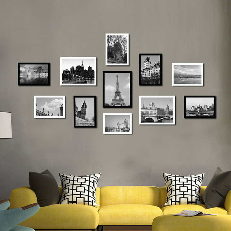 Professional New Products Home Decoration PS Photo Frame