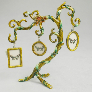 Best Selling Metal Iron Coral Jewelry Jewellery Tree Holder Vintage Necklace Tree Stand