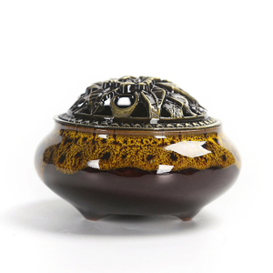 Incense Burner Portable Incense Burner Ceramic Incense Burner