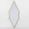 High Quality Metal Wire Wall Mirror