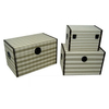 Factory Direct Sell Handmade Wooden Storage Trunk