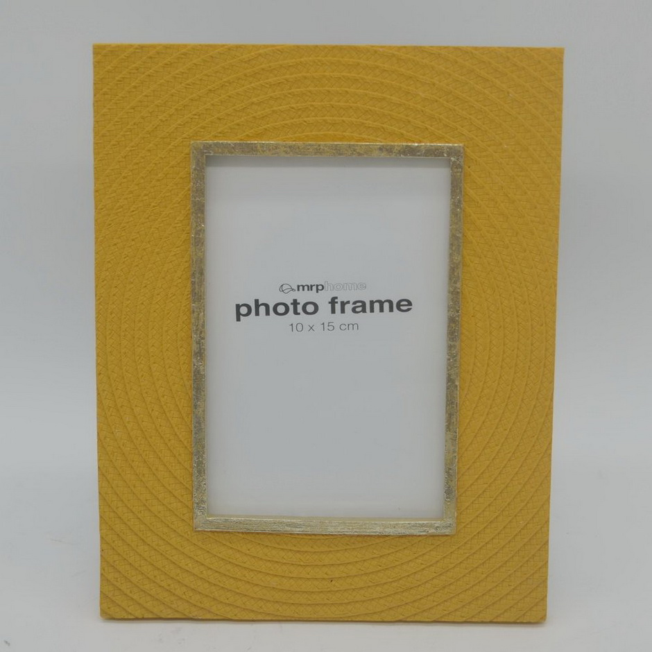 Hot Sale 6inch Resin Photo Frame