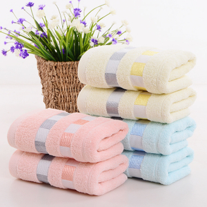 Factory Wholesale High Quality Personalized Honeycomb Cotton Face Towel