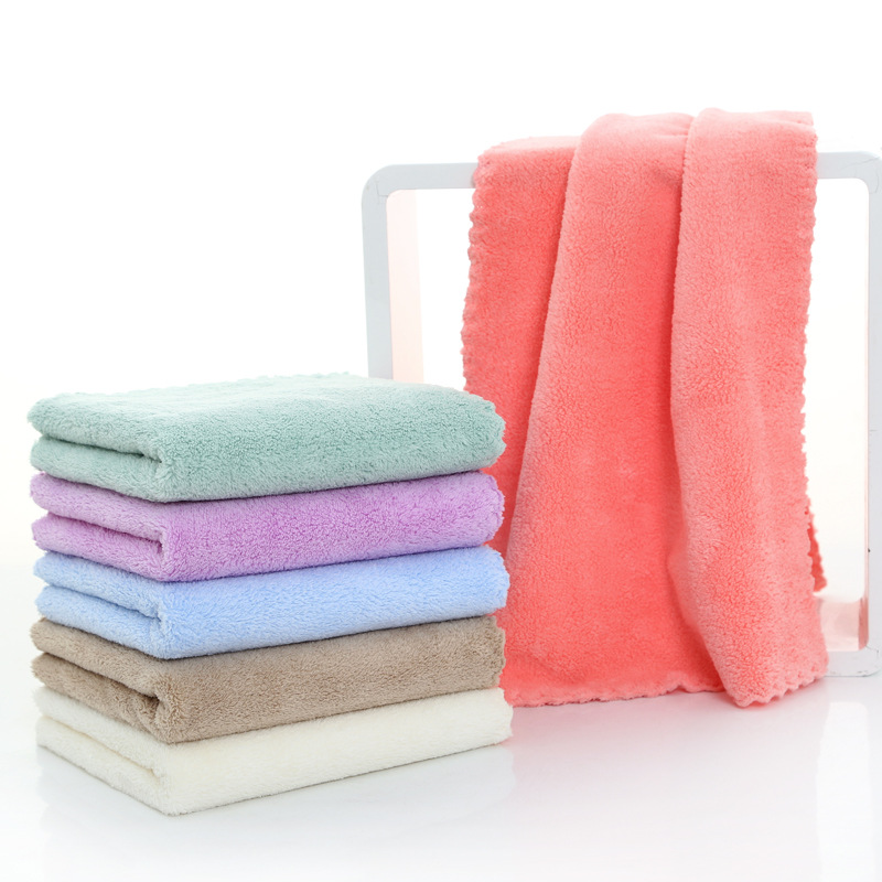 Personalized Double Face Microfiber Makeup Remover Towel