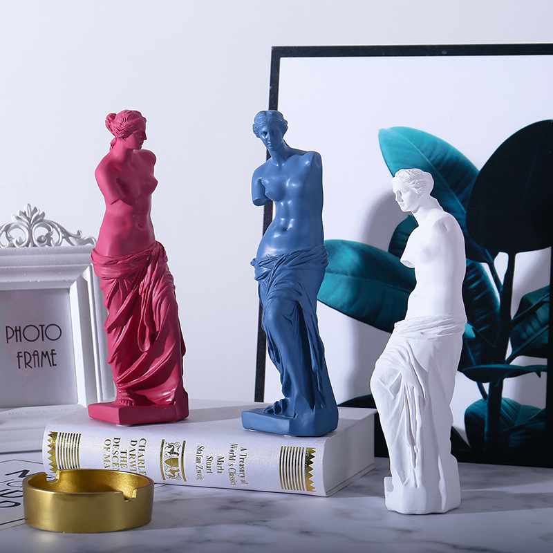 Hot Sale Personalized Handmade Polyresin Venus Statue