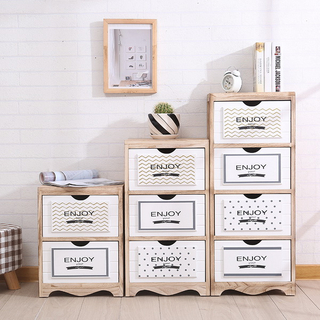 Wooden Modern Storage Console Cabinet for Living Room Furniture
