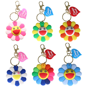 Keychain Manufacturers in China Custom Floating Pvc Rubber Key Chain Wholesale